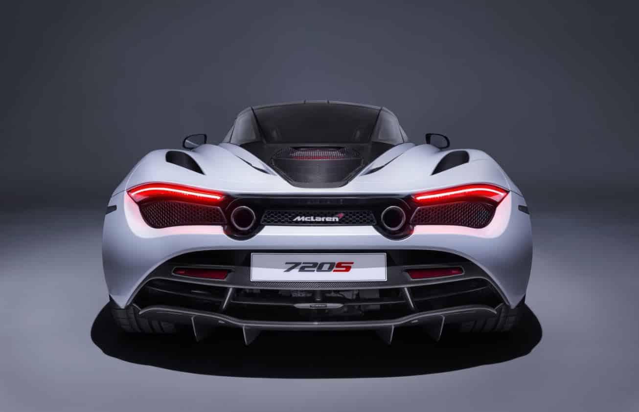 McLaren 720S 16