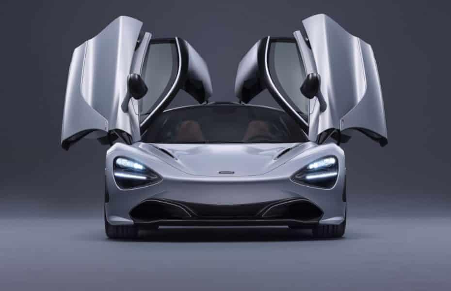 McLaren 720S: 720 CV y 770 Nm de par para1.283 Kg de peso…