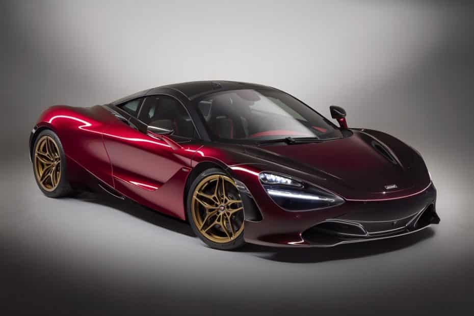 Si el McLaren 720S te parece demasiado soso, esta variante 'Velocity' te lo llena de fibra de carbono