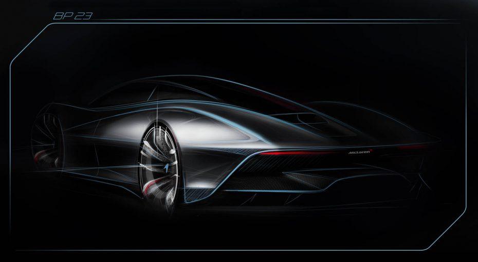 El mítico McLaren F1 resucitará en 2019: Aquí tienes un teaser oficial y todos sus secretos conocidos