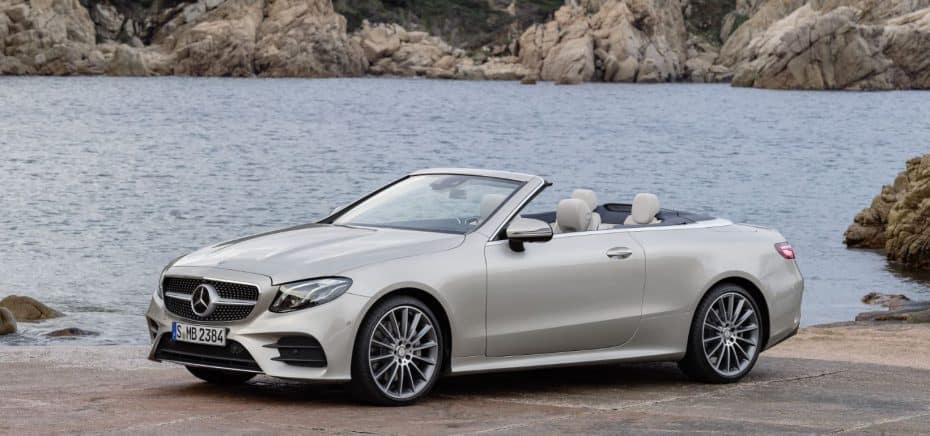 El Mercedes Clase E Cabrio llega a España: Aquí los precios