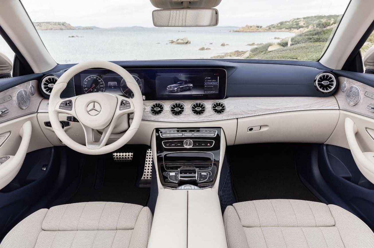 Mercedes Clase E Cabrio 2017 35