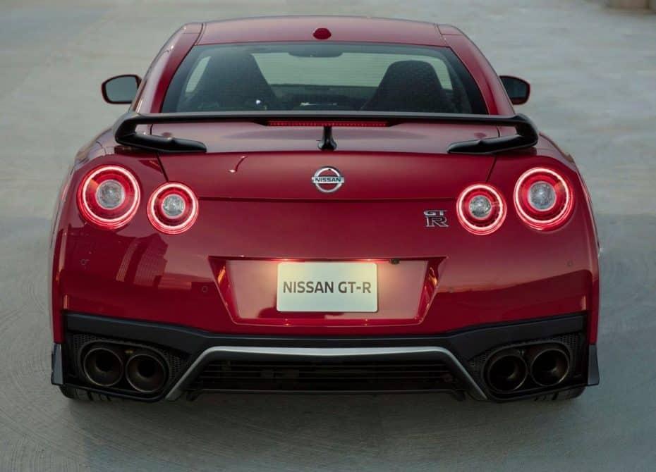 Así es el Nissan GT-R Track Edition 2017… ¡quiero uno!