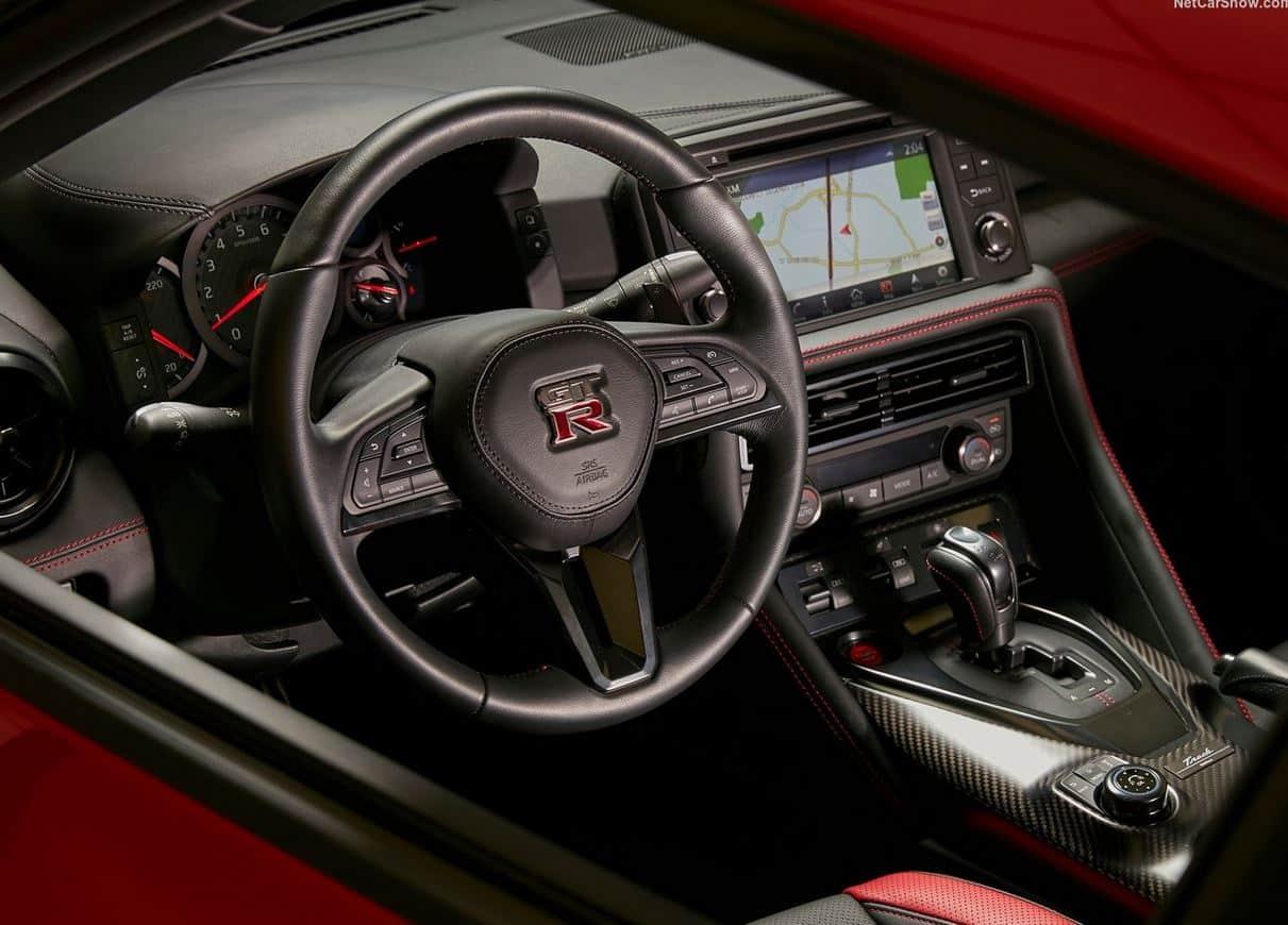 Nissan GT-R Track Edition 2017 3