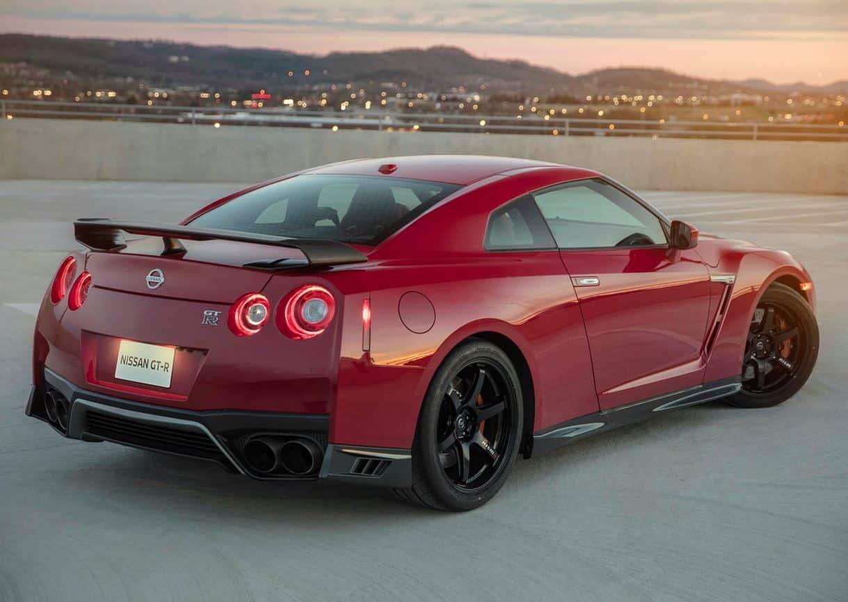 Nissan GT-R Track Edition 2017 6
