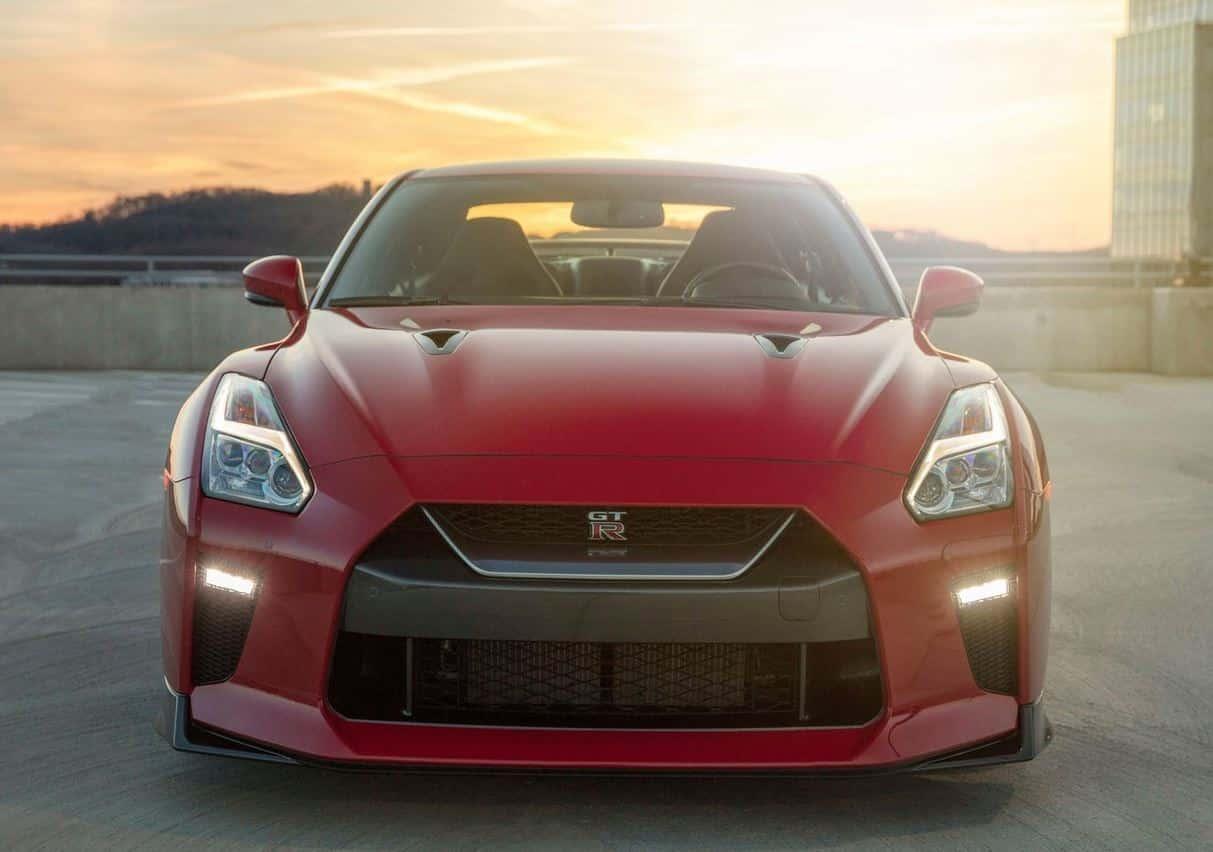 Nissan GT-R Track Edition 2017 8