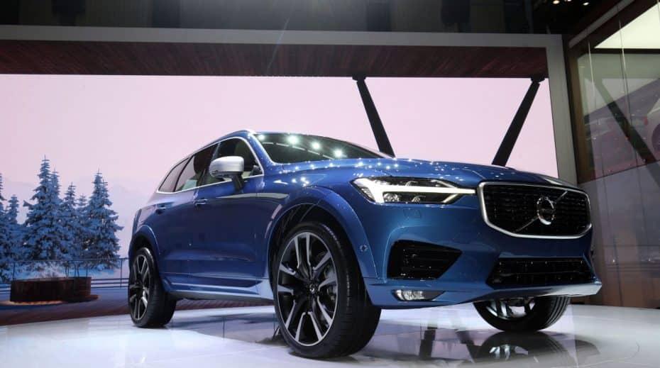Nuevo Volvo XC60: Así es lo último de la marca sueca al natural