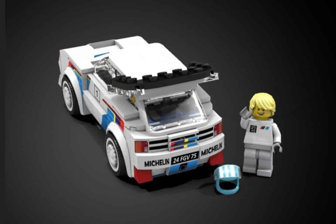 Peugeot lego 1