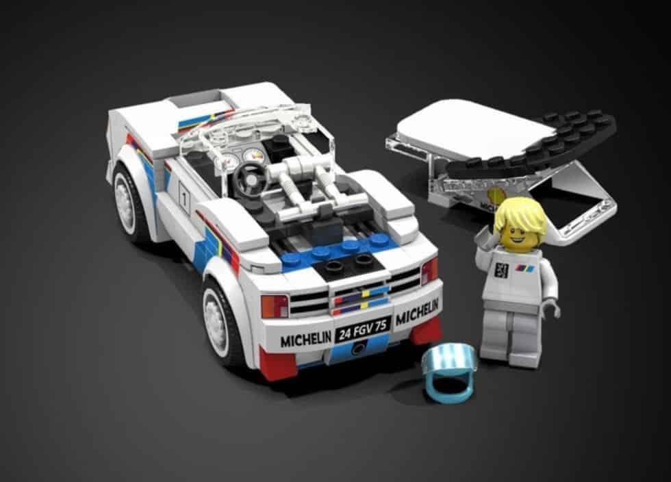 Peugeot lego 2