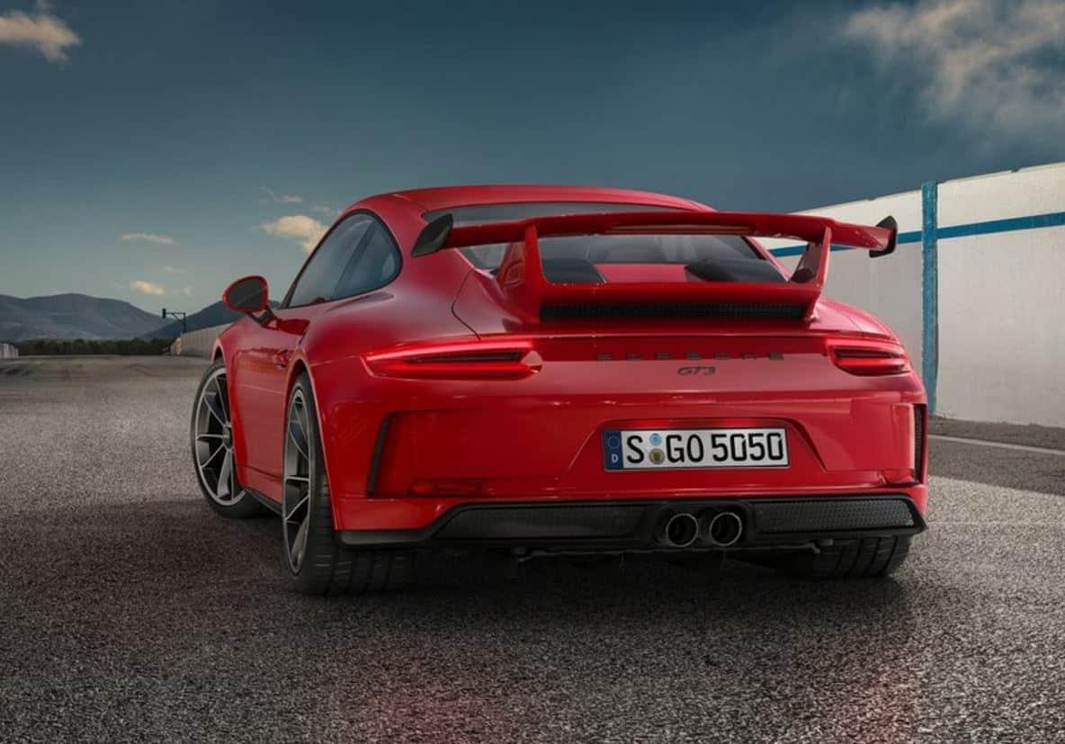Porsche 911 GT3 2017 2