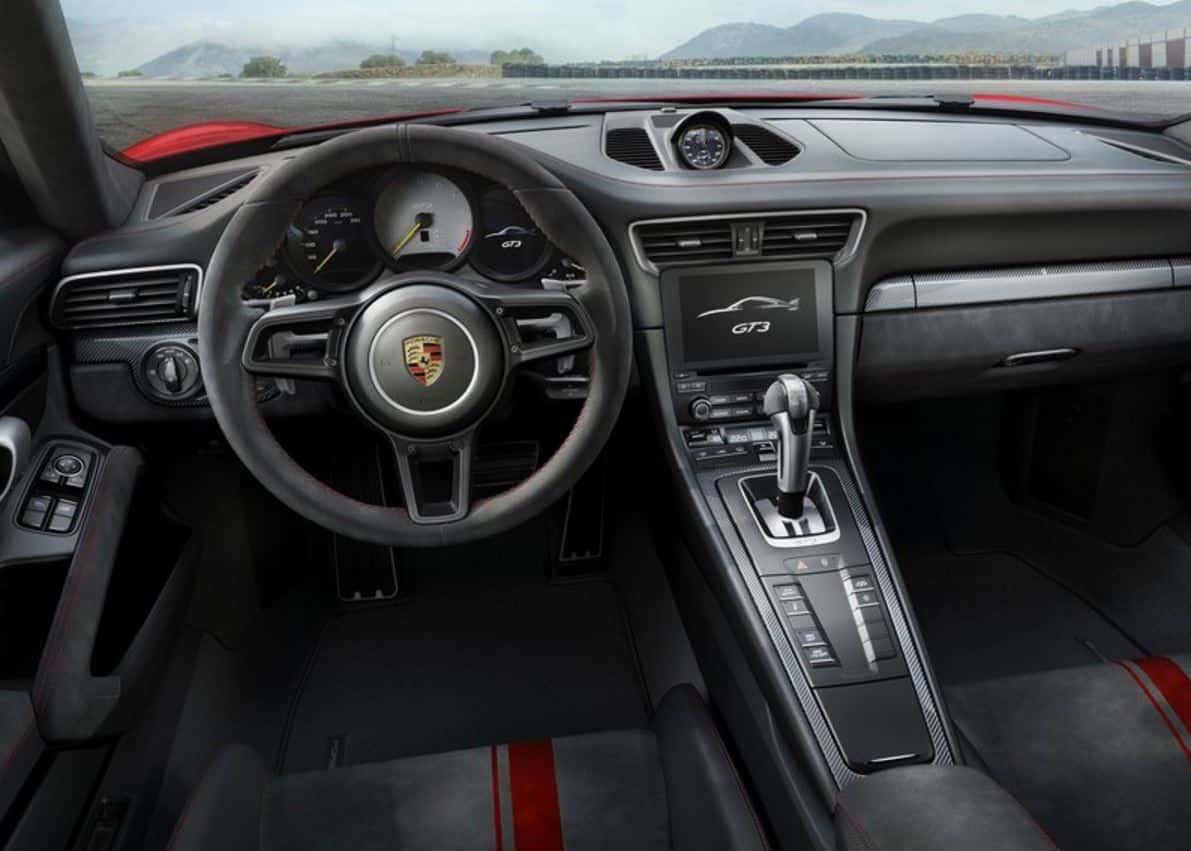 Porsche 911 GT3 2017 3