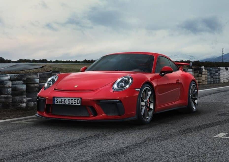 «Buena suerte Honda, de Porsche»: Ojo al mensaje oculto en el 911 GT3 que adquirió Honda