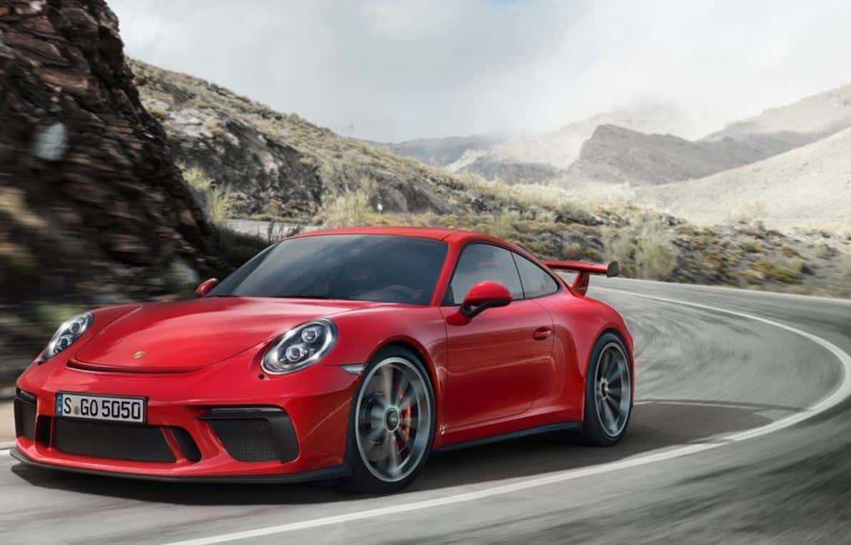 Porsche 911 GT3 2017 5