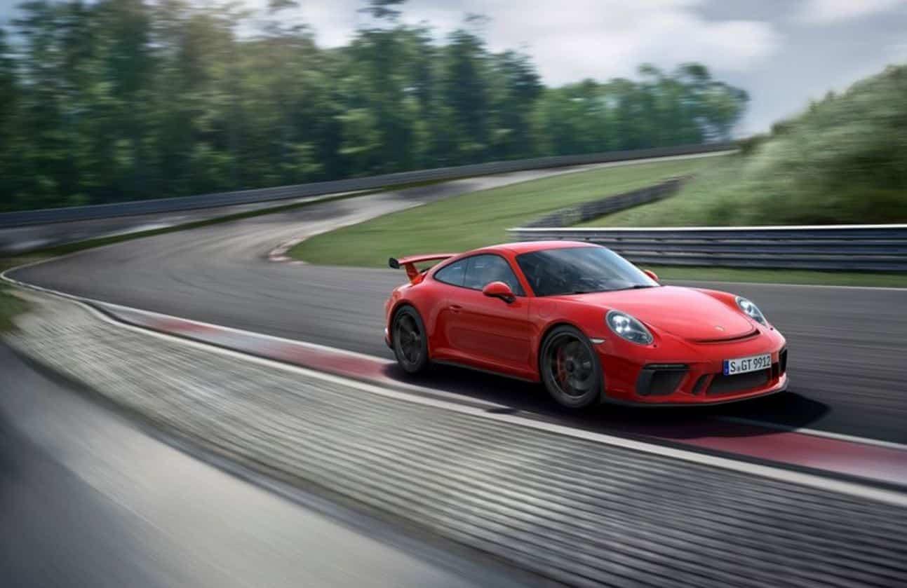 Porsche 911 GT3 2017 6
