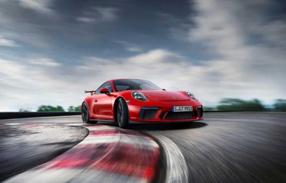 Nuevo 911 GT3: Un motor atmosférico de 500 CV para un Porsche salvaje