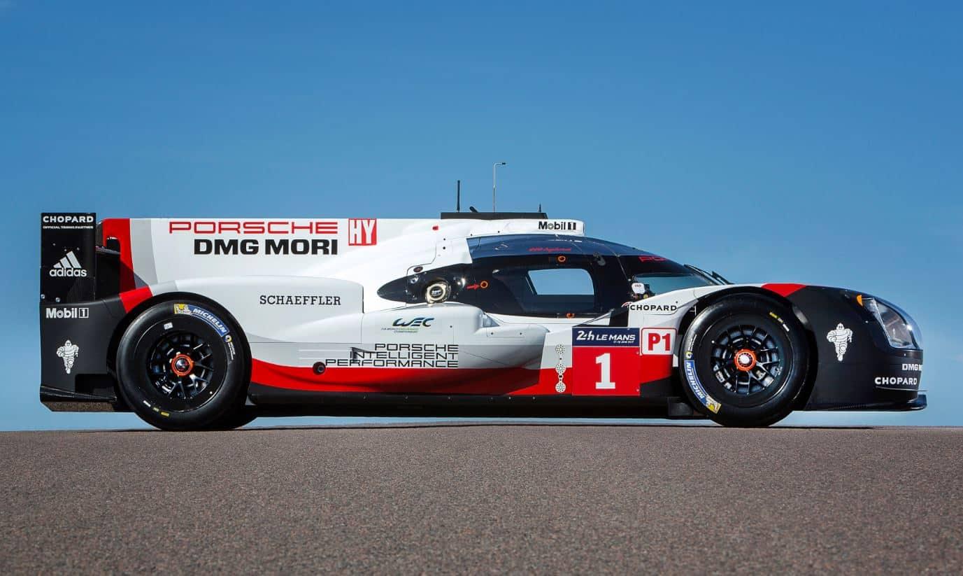 Porsche 919 Hybrid 9