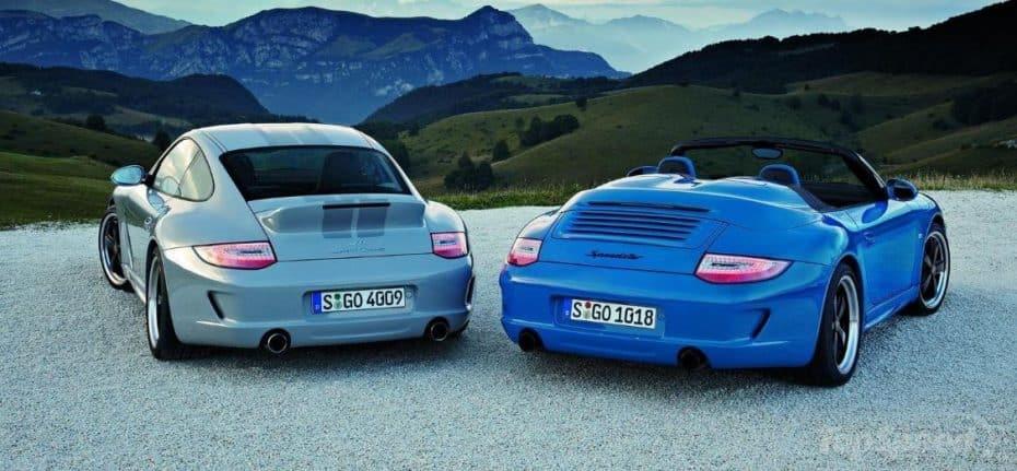 Estos son los modelos más memorables de Porsche Exclusive