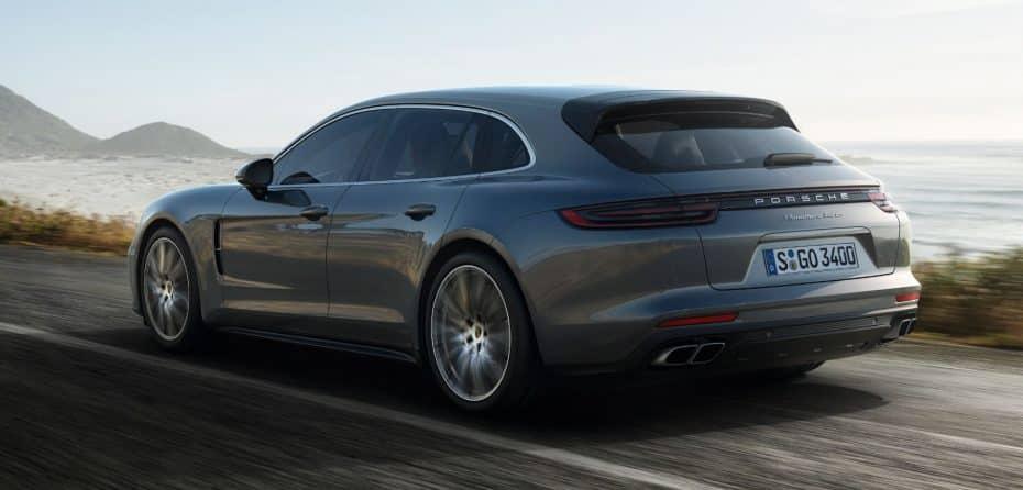 """¡Oficial!: Porsche Panamera Sport Turismo, """"el diferente""""…."""