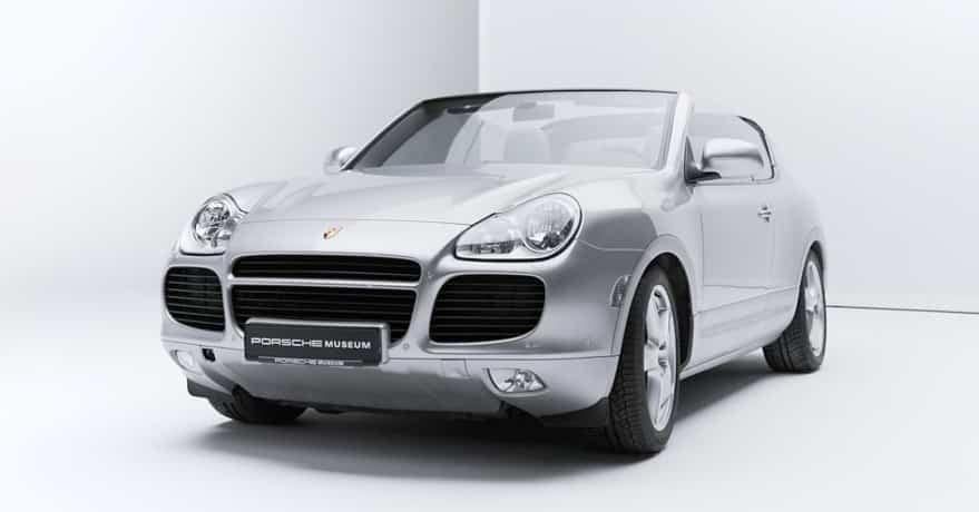 Porsche dice que estos son sus 5 mejores prototipos ¡Y ojo a este Cayenne coupé cabrio que nunca vio la luz!