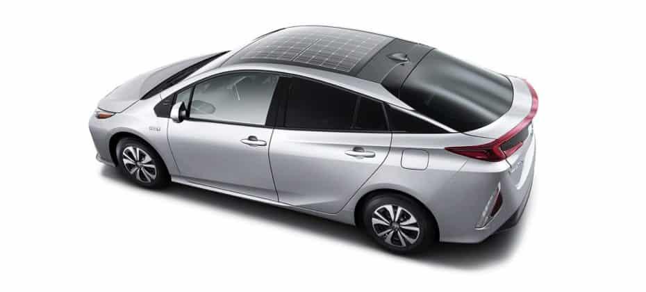 El Toyota Prius ahora con un techo solar fotovoltaico firmado por Panasonic