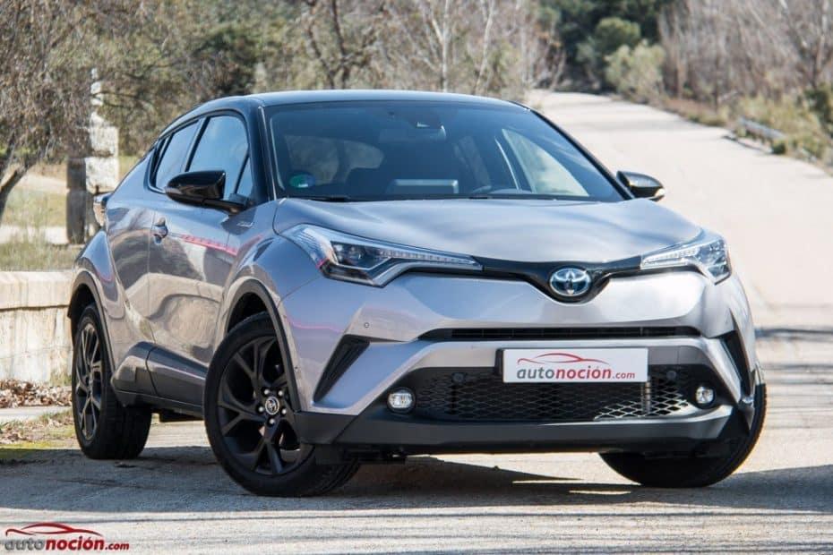 Contacto Toyota CH-R 1.8 HSD 122 CV Hybrid 'Launch Edition': Diseño y gran equipamiento por 29.000€