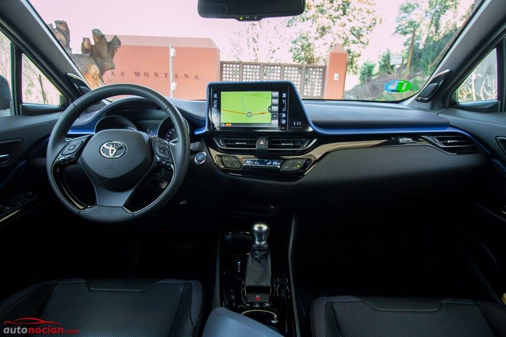 Prueba Toyota CH-R Launch Edition-36