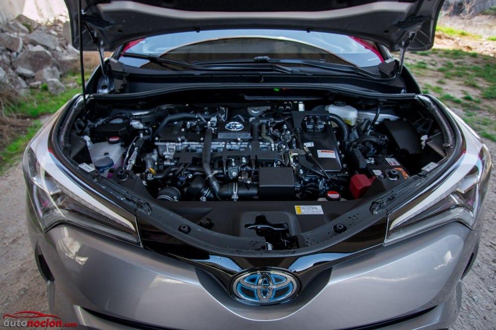Prueba Toyota CH-R Launch Edition-40
