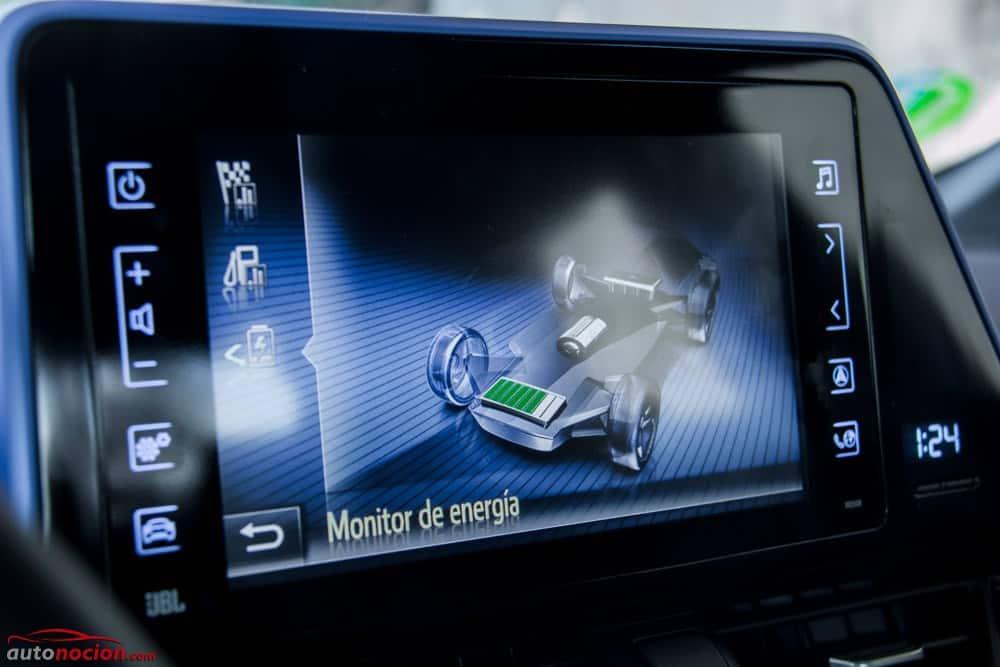 Prueba Toyota CH-R Launch Edition-55