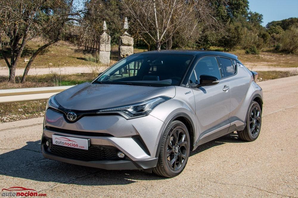 Prueba Toyota CH-R Launch Edition-9