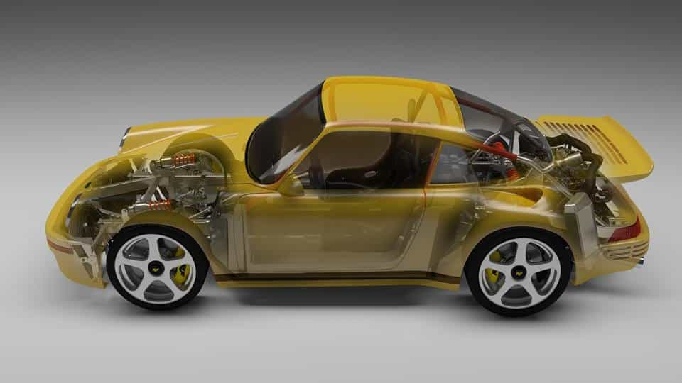 "RUF CTR ""Yellow Bird"" (6)"