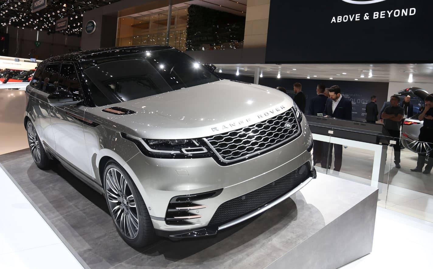 """Range Rover Velar: El """"hermano mayor"""" del Evoque en persona…"""