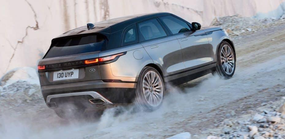 ¡Oficial!: Así es el nuevo Range Rover Velar, el «hermano mayor» del Evoque