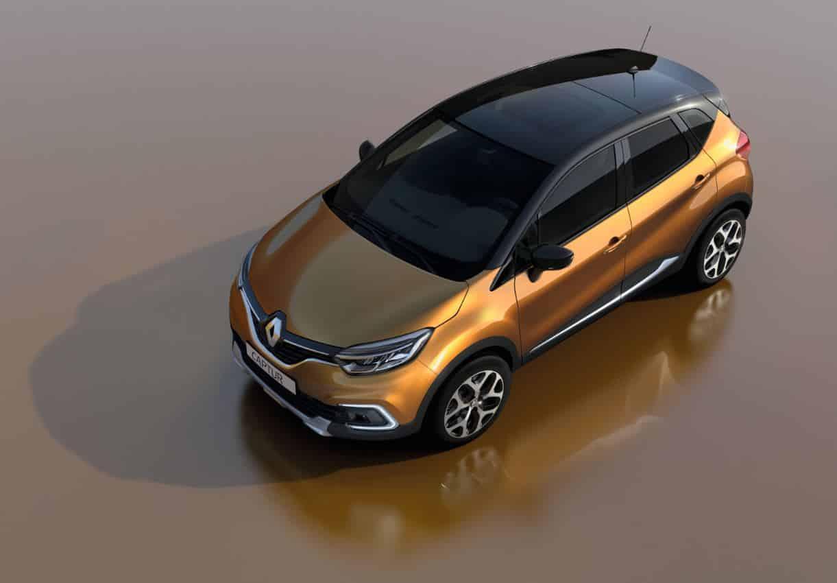 Renault Captur 2017 1