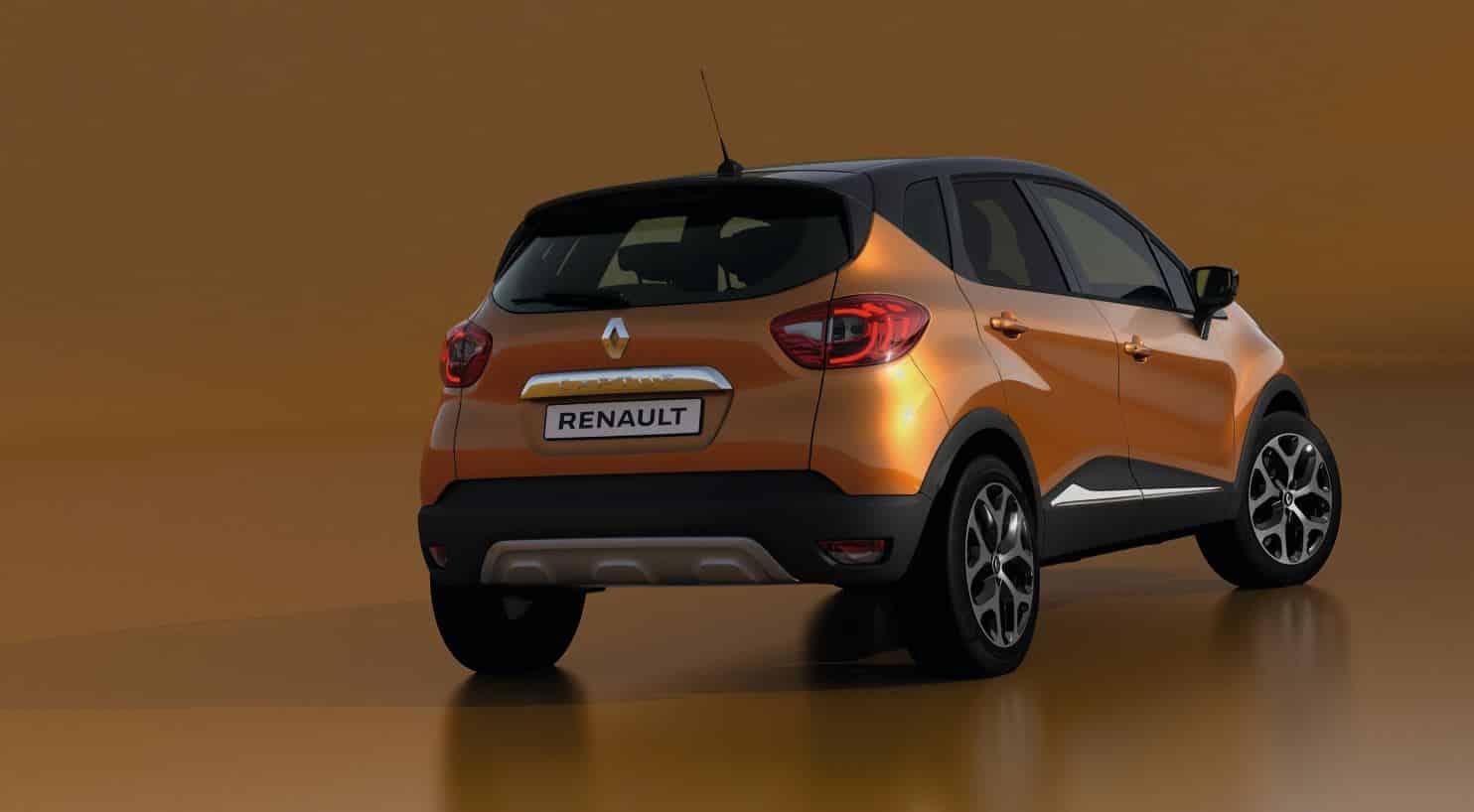 Renault Captur 2017 3