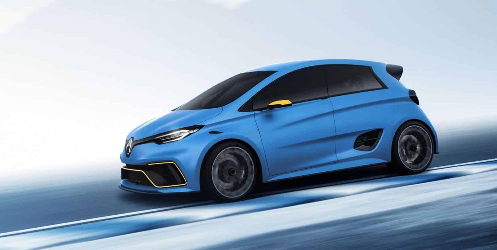 Renault ZOE e-Sport Concept 1