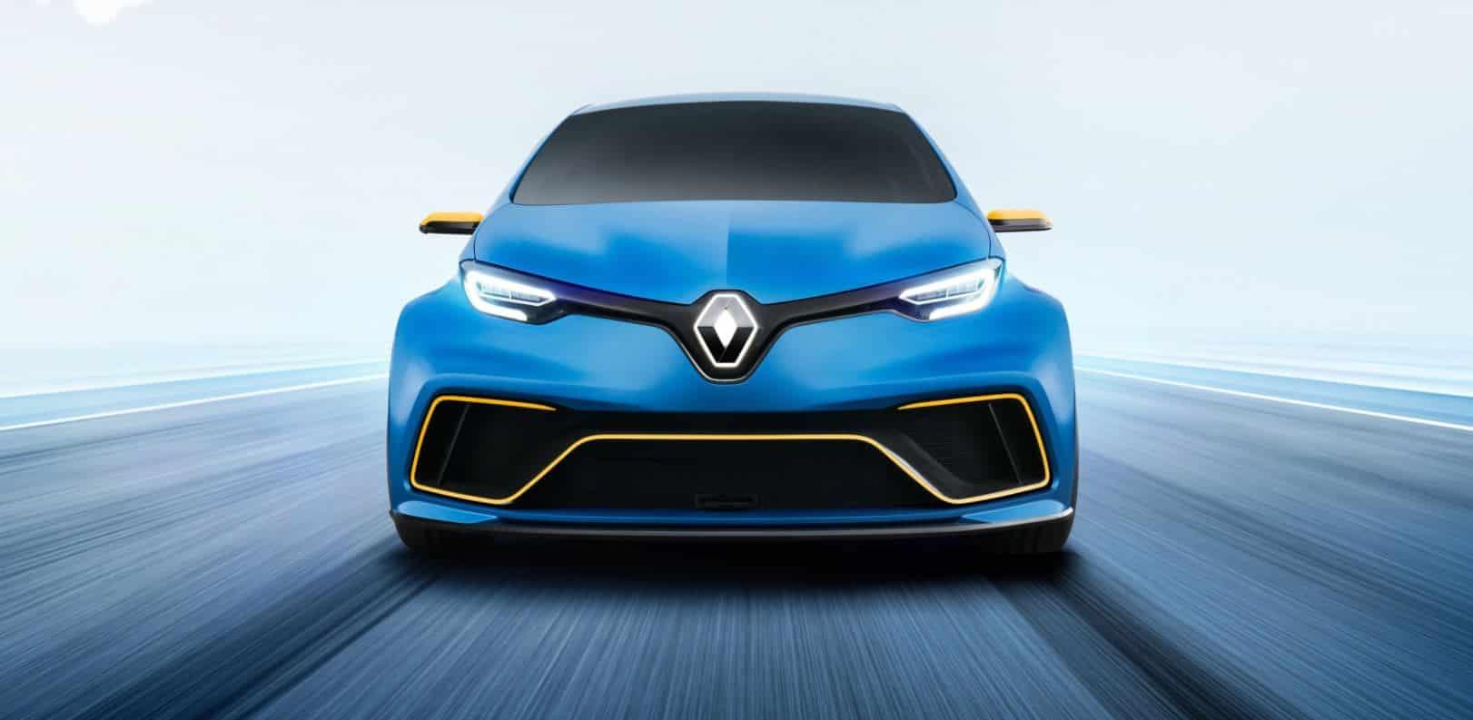 Renault ZOE e-Sport Concept 3