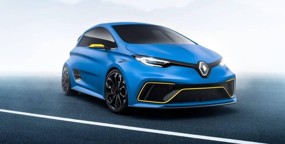 Renault analiza la posibilidad de lanzar un ZOE RS