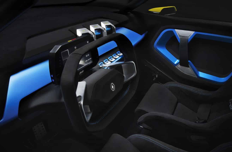 Renault ZOE e-Sport Concept 9