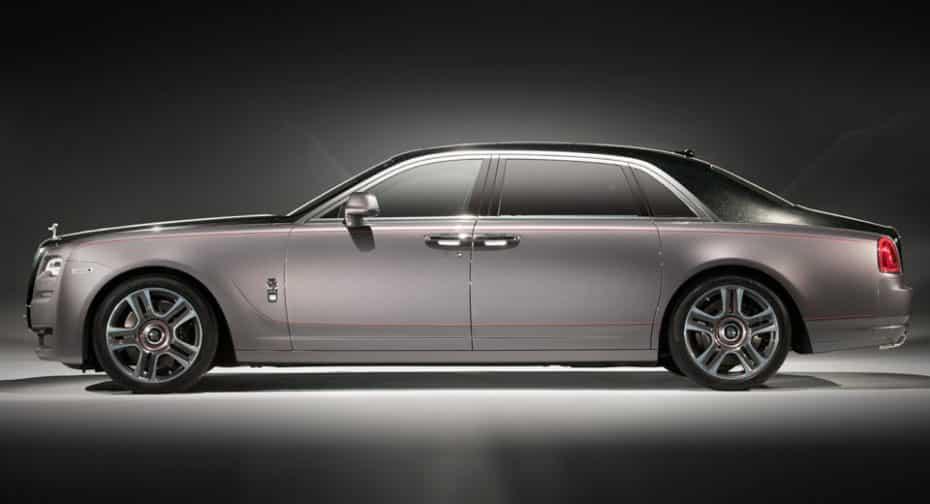 Rolls-Royce y su nueva pintura con 1.000 diamantes machacados ¿Es el extra más caro del mundo?