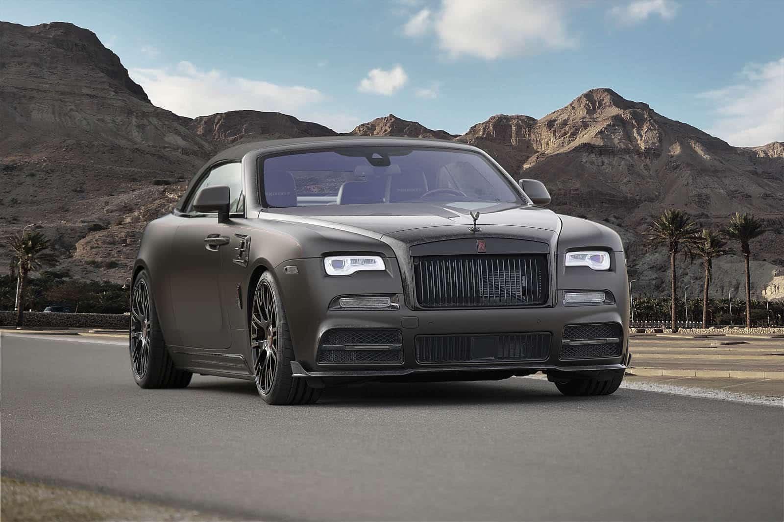 Rolls-Royce Mansory Mansory-1