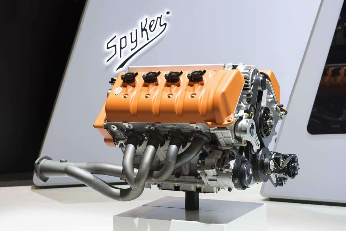 Spyker C8 Preliator Spyder-4