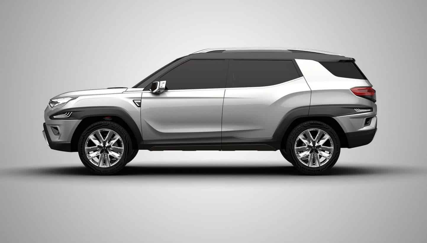 SsangYong XAVL Concept 6