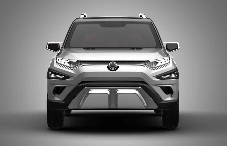 SsangYong XAVL Concept 9