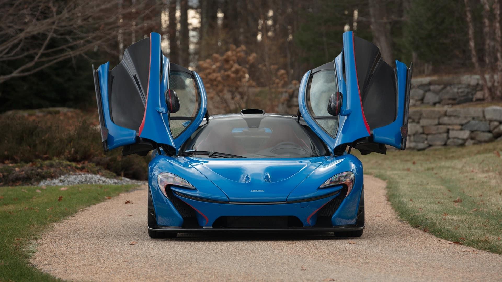 Así son los 11 coches más caros subastados en Amelia Island, desde el McLaren P1 al Porsche 911 GT1