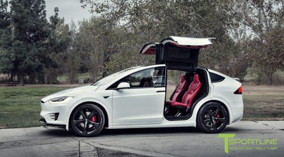 Tesla Model X TSportline (1)