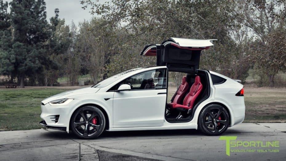 ¿Un Tesla Model X por 167.000 euros? Es el precio a pagar para que tu eléctrico parezca un Bentley