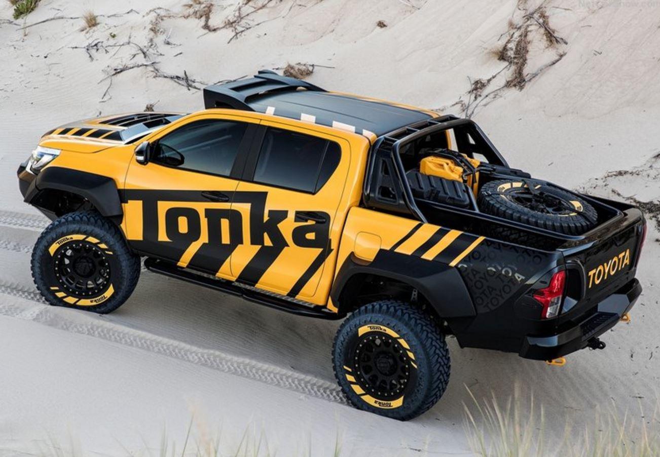 Toyota HiLux Tonka Concept 3