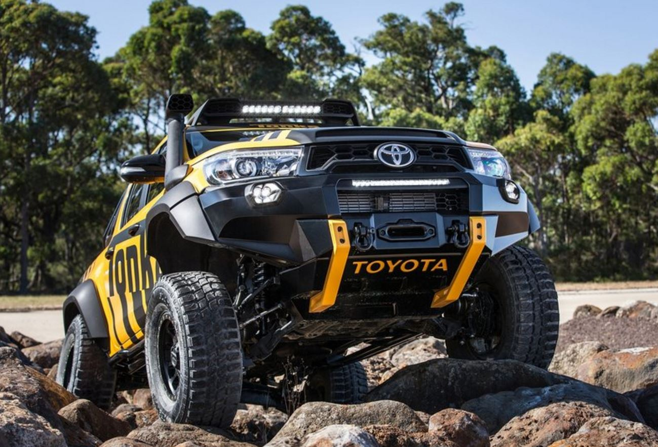 Toyota HiLux Tonka Concept 5