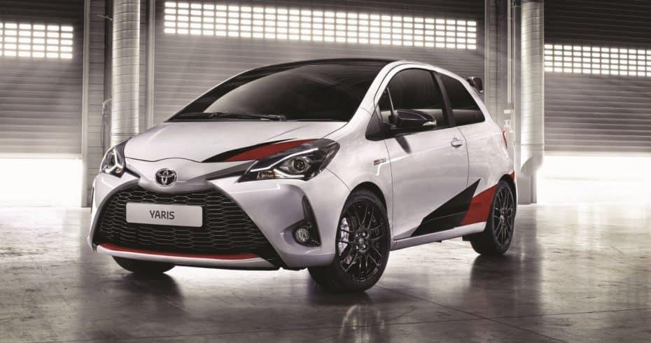 212 CV de pura furia nipona: El Toyota Yaris GRMN llegará el próximo enero por casi 30.000 euros