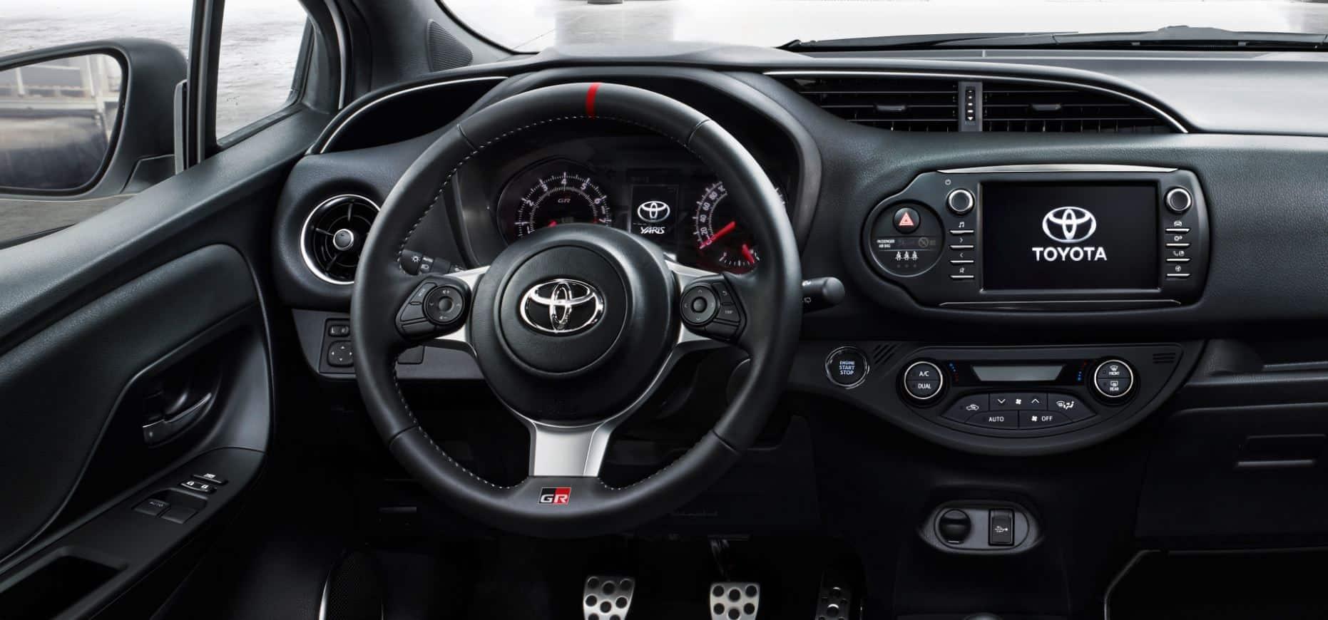 Toyota Yaris GRMN 10